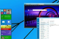 Microsoft Windows 8 Start Menu