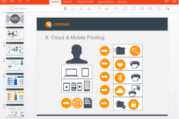 Office for iPad Print App