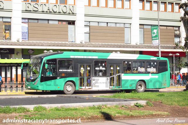 Transantiago I09 | Buses Vule | Marcopolo Viale BRS - Volvo / FLXP39