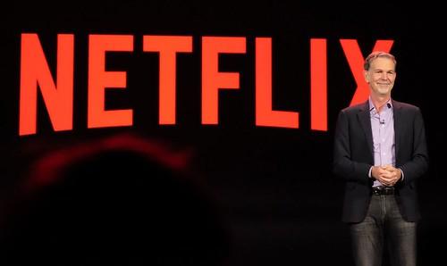 Reed Hastings ha sabido dirigir a Netflix, dandole el gran valor ostentado hoy en día.