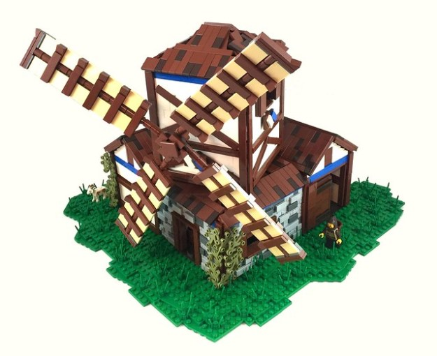 Mill by Dunedain98