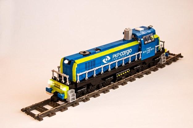 Newag 15D/16D cargo locomotive