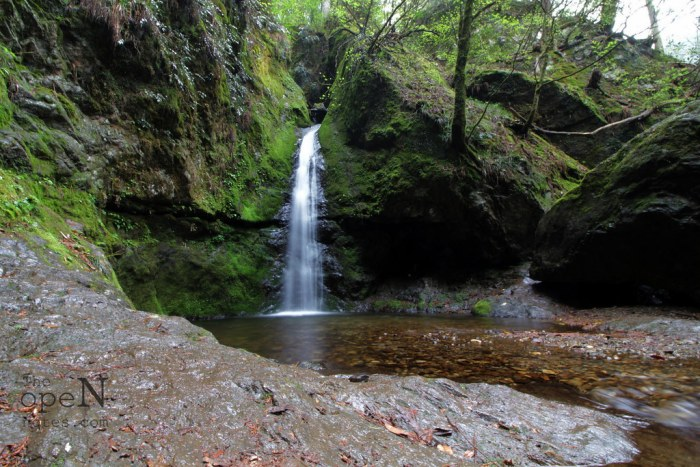 Nanayo-no-taki waterfall, Mt. Mitake