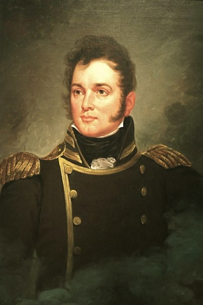 Portrait of Oliver Hazard Perry, National Portrait Gallery | Flickr - Photo Sharing!