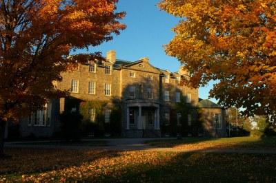 Fredericton, New Brunswick, Canada, 2007 | Fall foliage surr… | Flickr