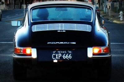 1966 Porsche 912 -