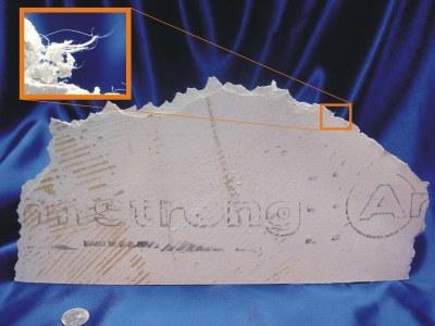 Armstrong Asbestos Sheet Flooring - Labeled Reverse | Flickr