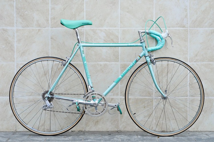 Bianchi Rekord 920 Campagnolo Victory