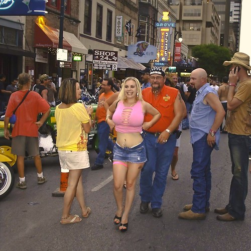 Republic of Texas Rally: Pole dancers and prayer meetings