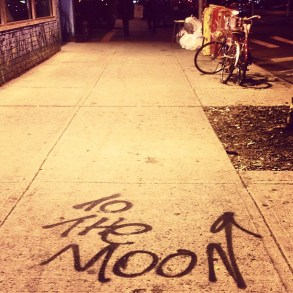 graffiti moon occult triangle lab