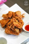 Review of Incredible Fried Chicken, Eastwood: Original Fried Chicken, Half Order