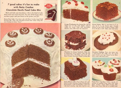 Betty Crocker Chocolate Devil's Food Cake Mix | Betty Crocke… | Flickr
