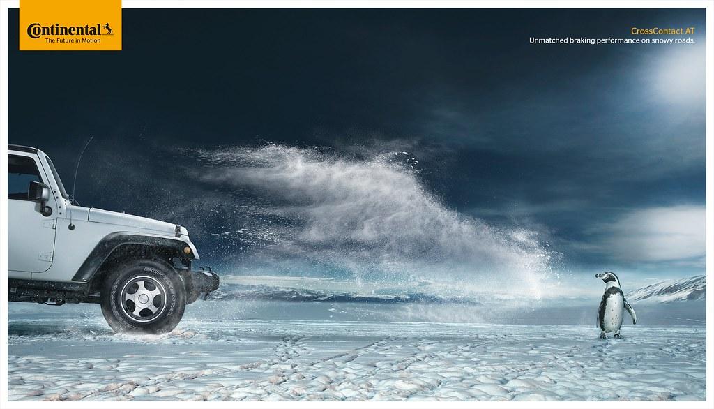 Continental - Snow