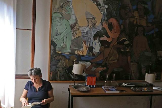 Letter from Venice – Marcel Proust's Woman, Calle dei Preti