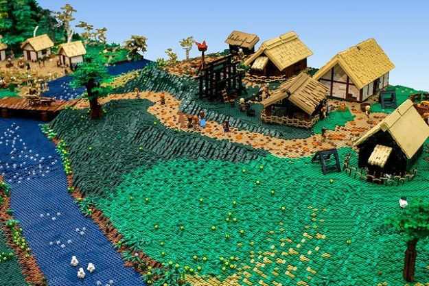 Anglo Saxon Settlement