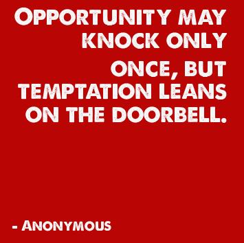 temptation quote