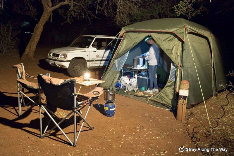 uMkhuze-Campsite