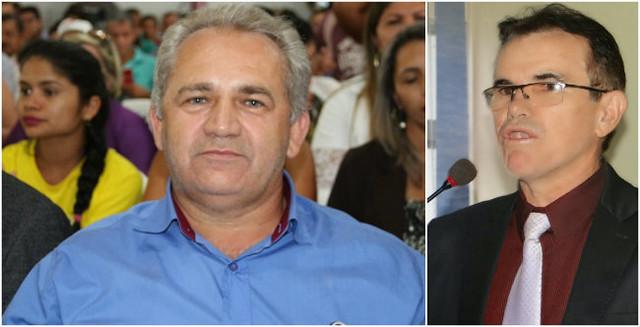 Candidato do PMDB a prefeito de Itaituba é denunciado por uso de caixa 2, foto de Valmir e Nicodemus
