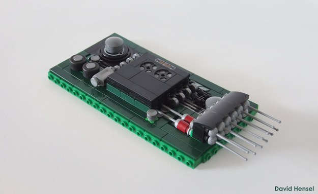 Iron Microchip