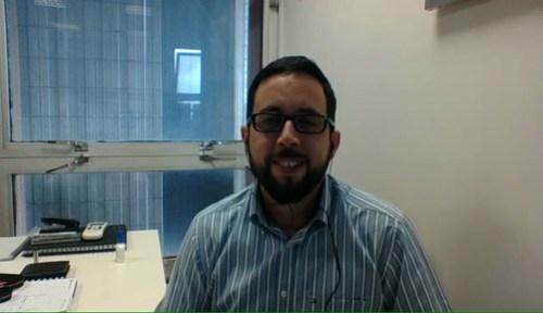 el Lic. Marcos Silva Filho, responsable de Soluciones de comunicación de Latinoamérica Alcatel-Lucent Enterprise.