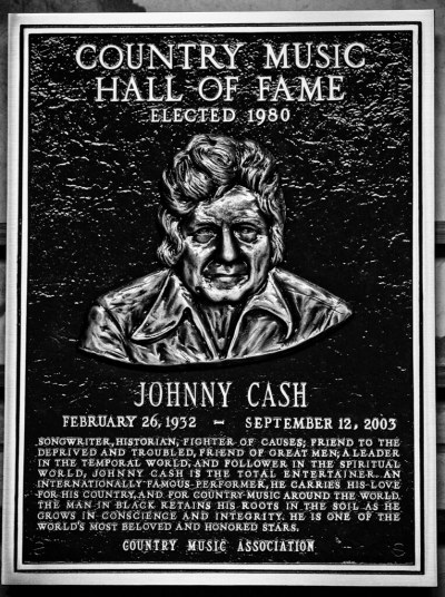 Johnny Cash, Country Music Hall of Fame | Thomas Hawk | Flickr