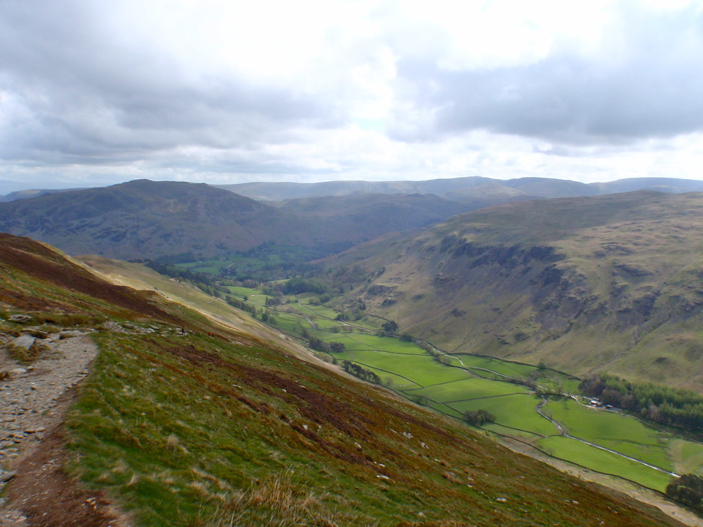 Hiking Lake District, England