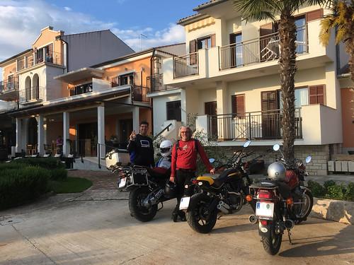 arrival@Villa Dobravac