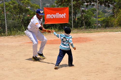 Huawe y i Movilnet nos conectan con la pasión del béisbol venezolano.