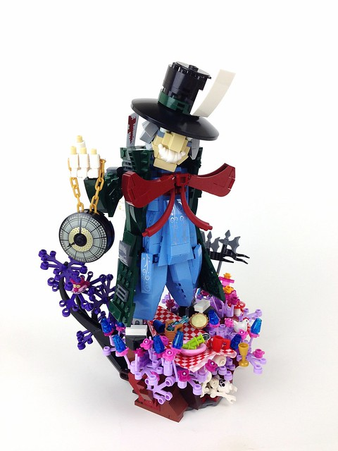 The Mad Hatter by Tim Lydy