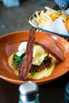 The Stack, $16.90: Bang Bang Cafe, Surry Hills. Sydney Food Blog Review
