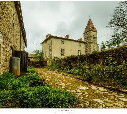 La Fougeraie en Chateau Folgoux. Dit is uitvalsbasis voor een inspirerende fotoweek in de Auvergne