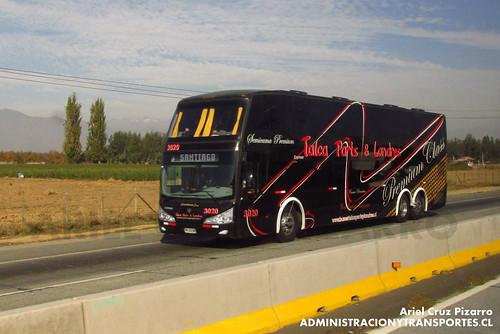 Talca París Londres - Graneros - Modasa Zeus / Scania (FHDS25)