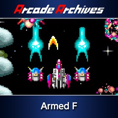 Arcade Archives Formation Armed F (Out 5/27)