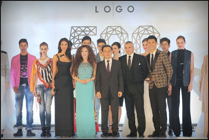 Logo Fashion Lounge & Gallery