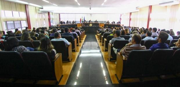 TRE deve julgar hoje o recurso de impugnação de candidato do PMDB de Óbidos, plenário do TRE