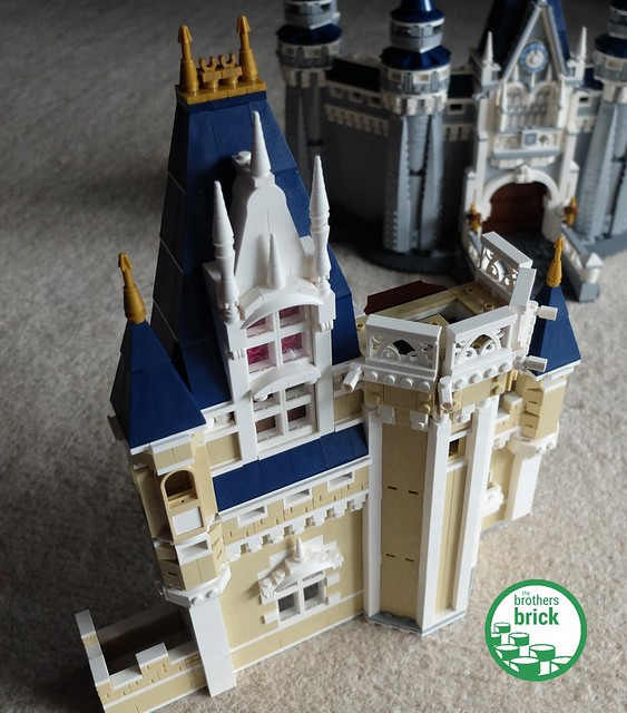 TBB Disney Castle Review 21
