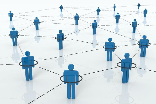 3D Social Networking