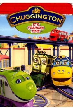 Chuggington Movies Chuggington It s Training Time DVD Movie x