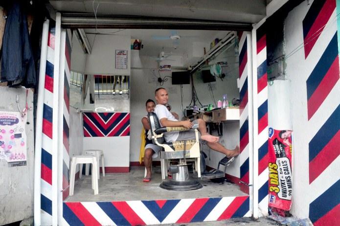 JRF Barber shop 1