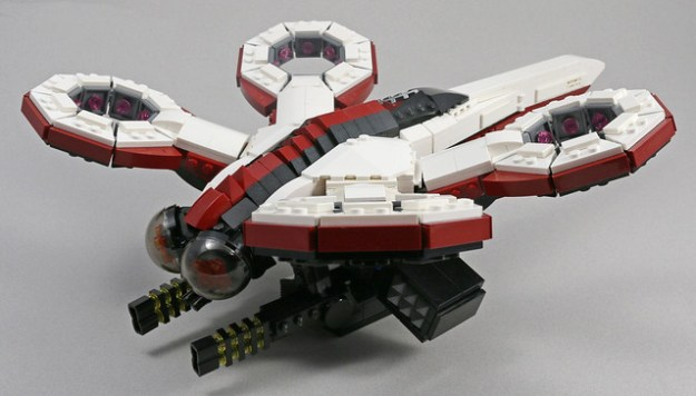D9 Dragonfly Hoverdrone