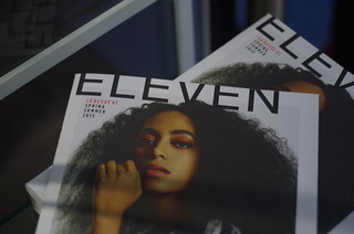 ELEVENPARIS SS15 and MAGAZINE LAUNCH PARTY