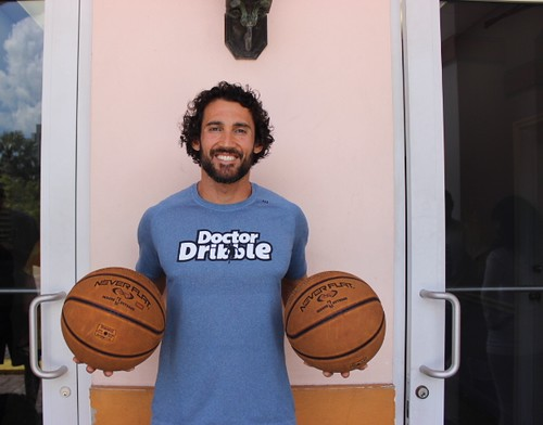 Dr.Dribble at Inspirations Youth