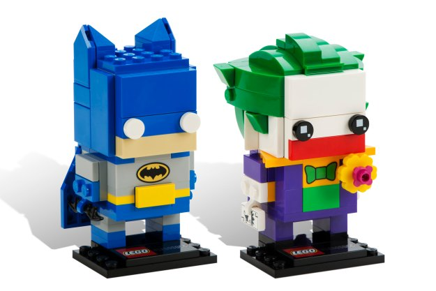 BrickHeadz: Batman and Joker