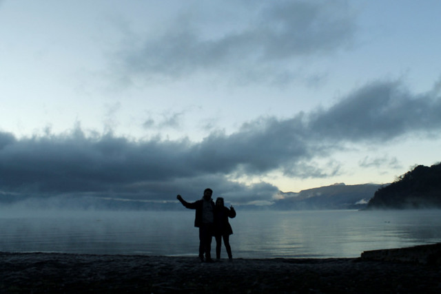Lican Ray / Lago Calafquén