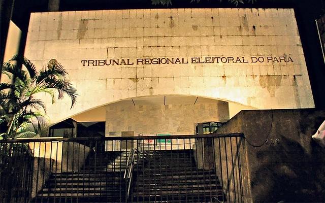 TRE confirma candidatura a reeleição de vereador de Belterra, foto do TRE PA
