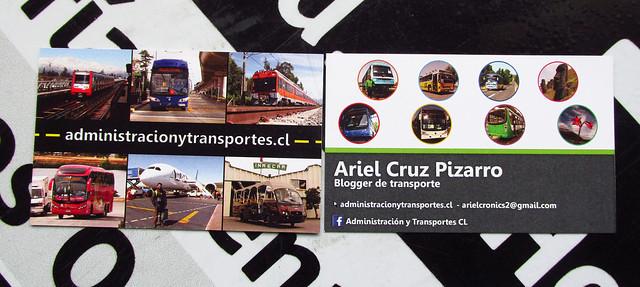 Tarjetas de Presentación - Ariel Cruz Pizarro