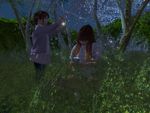 Day Two - Catching Fireflies
