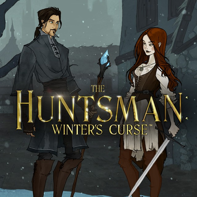 THE HUNTSMAN: WINTER CURSE