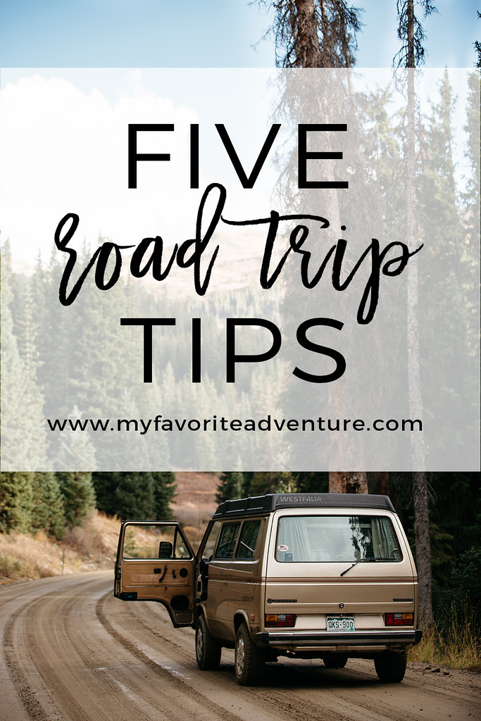 Going on a road trip this summer? These five tips will save you a headache and help you have the best time possible! | myfavoriteadventure.com #AD #RoadTripOil