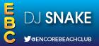 DJ Snake at Encore Beach Club Las Vegas